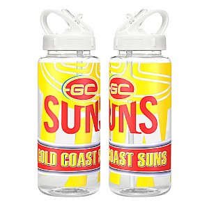 Gold Coast Suns Tritan Sports Bottle