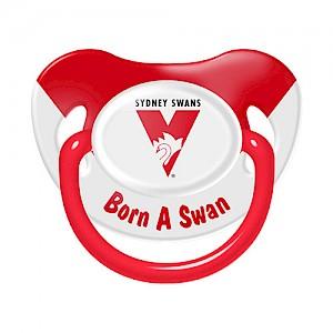 Sydney Swans Baby Dummy
