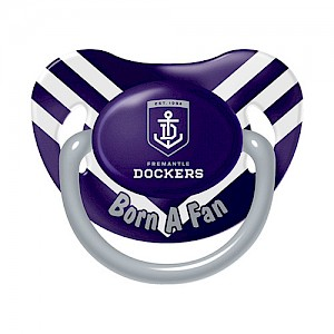 Fremantle Dockers Baby Dummy