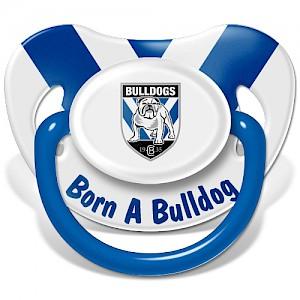 Canterbury-Bankstown Bulldogs Baby Dummy