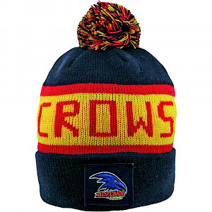Adelaide Crows Traditional Bar Beanie