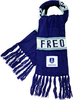 Fremantle Dockers Traditional Bar Scarf