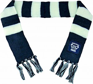 Geelong Cats Infant Scarf