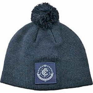 Carlton Blues Infant Beanie