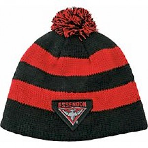 Essendon Bombers Infant Beanie