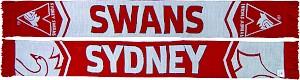 Sydney Swans Cleave Jacquard Scarf