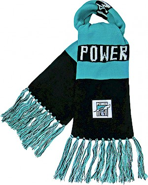 Port Adelaide Power Traditional Bar Scarf