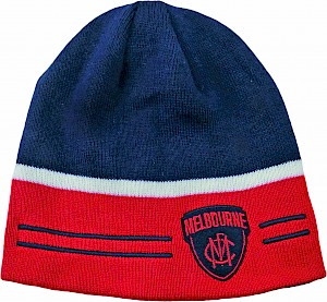 Melbourne Demons Switch Reversible Beanie
