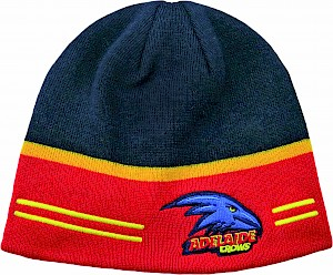 Adelaide Crows Switch Reversible Beanie