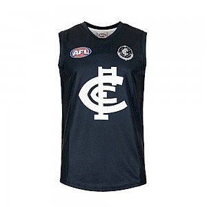 Carlton Blues Men's Replica Guernsey