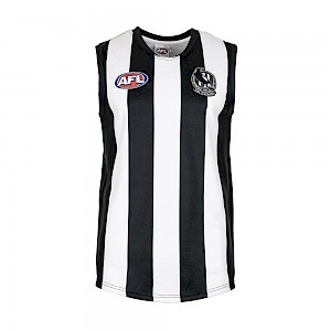 Collingwood Magpies Men's Replica Guernsey