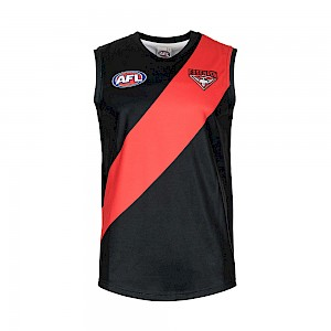 Essendon Bombers Men's Replica Guernsey