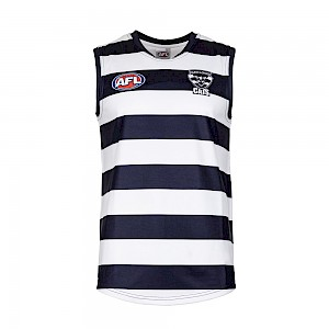 Geelong Cats Men's Replica Guernsey