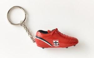 St Kilda Saints Boot Key Ring