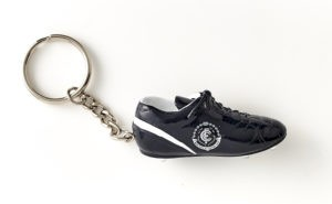 Carlton Blues Boot Key Ring