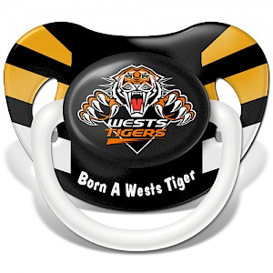 Wests Tigers Baby Dummy