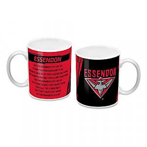 Essendon Bombers Ceramic Mug