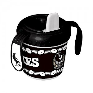 Collingwood Magpies Infant Sipper Cup