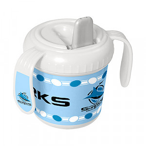 Cronulla Sharks Infant Sipper Cup