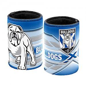 Canterbury-Bankstown Bulldogs Logo Can Cooler