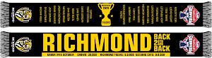 PREORDER Richmond Tigers Premiers Scarf