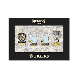 PREORDER Richmond Tigers Premiers Pin Set