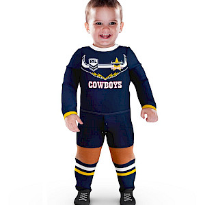 North Queensland Cowboys Footysuit