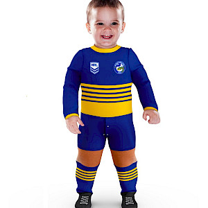 Parramatta Eels Footysuit - Size 00