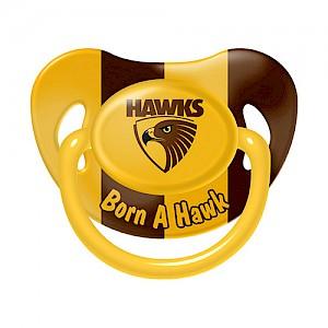Hawthorn Hawks Baby Dummy