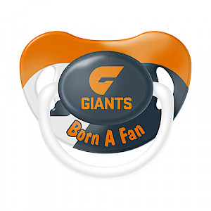 GWS Giants Baby Dummy