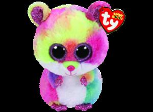 Beanie Boo Regular - Rodney Hamster