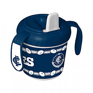Carlton Blues Infant Sipper Cup