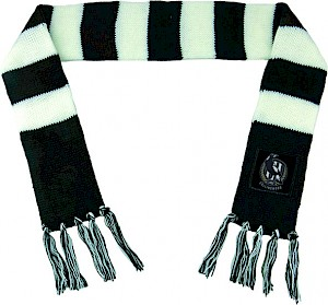 Collingwood Magpies Infant Scarf