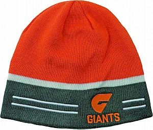 GSW Giants Switch Reversible Beanie
