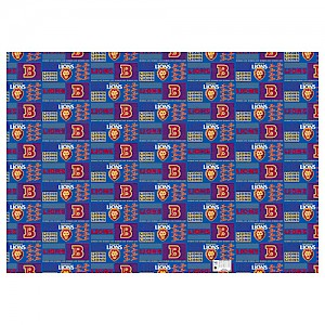 Brisbane Lions Wrapping Paper