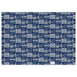 Carlton Blues Wrapping Paper