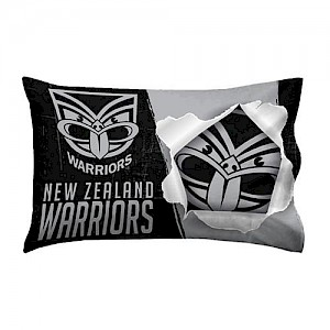 New Zealand Warriors Pillow Case