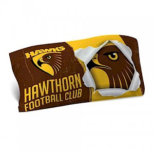 Hawthorn Hawks Pillowcase