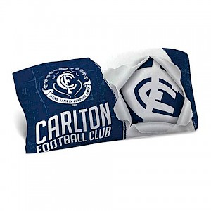 Carlton Blues Pillow Case