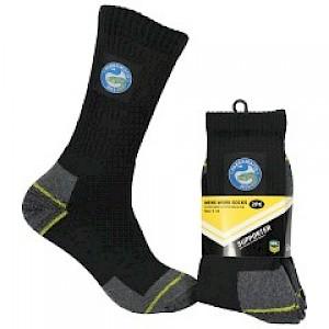 Parramatta Eels 2PK Work Socks