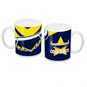 North Queensland Cowboys Ceramic Mug