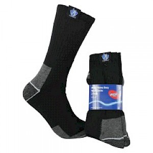 North Melbourne Kangaroos 2PK Work Socks