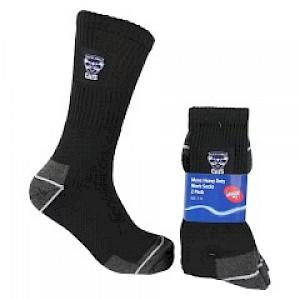 Geelong Cats 2PK Work Socks