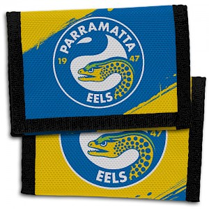Parramatta Eels Velcro Wallet