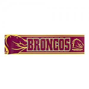 Brisbane Broncos Bumper Sticker