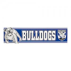 Canterbury Bankstown Bulldogs Bumper Sticker