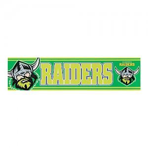 Canberra Raiders Bumper Sticker