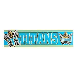 Gold Coast Titans Bumper Sticker
