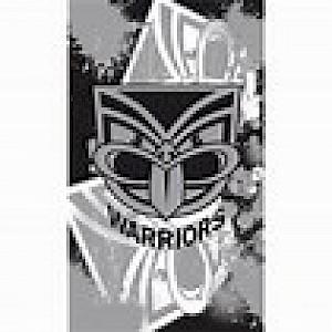 New Zealand Warriors Cape Flag