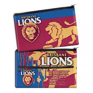 Brisbane Lions Pencil Case
